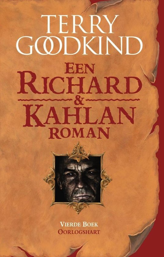 Richard & Kahlan - Oorlogshart - Terry Goodkind |