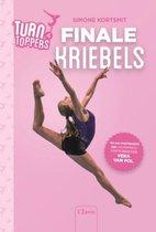 Boek cover Turn toppers 4 -   Finalekriebels van Simone Kortsmit