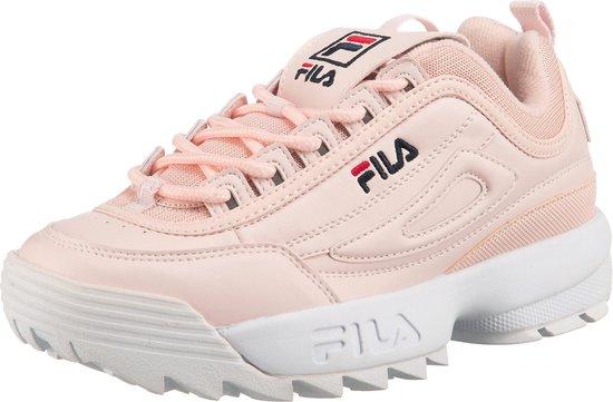   Fila sneakers laag disruptor Pastelroze 41