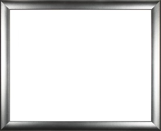 Homedecoration Colorado – Fotolijst – Fotomaat – 42 x 81 cm – Aluminium geborsteld