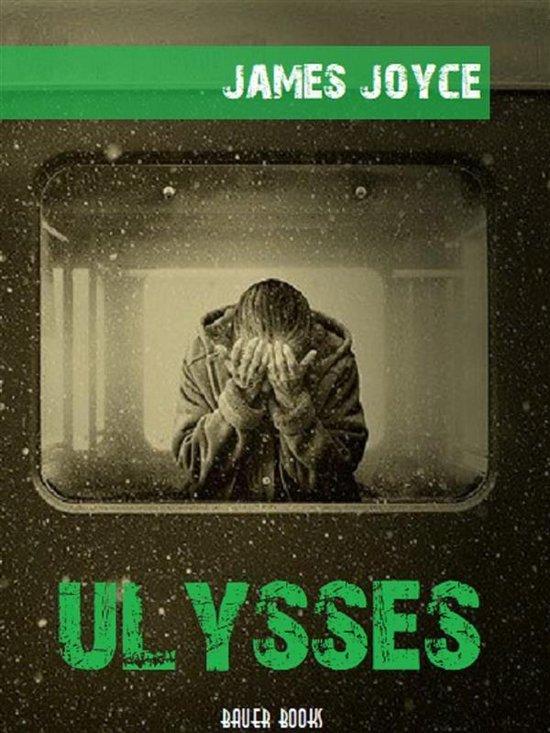Boek cover Ulysses van Joyce James (Onbekend)