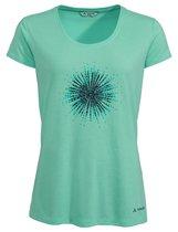 Vaude Wo Gleann T Outdoorshirt Dames - Opal Mint - Maat 36