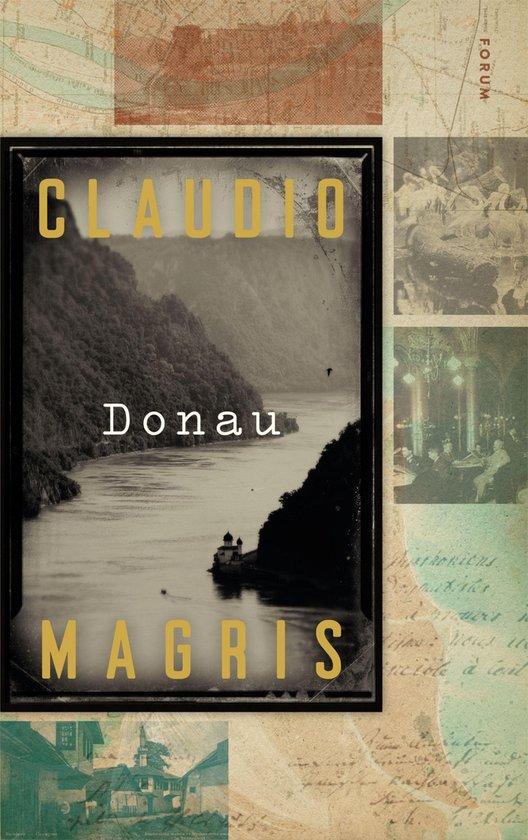 Boek cover Donau van Claudio Magris (Onbekend)