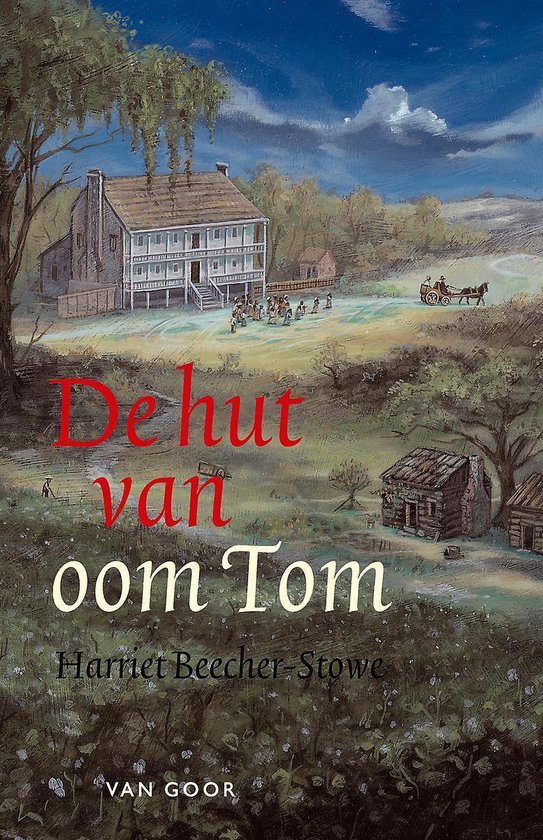 Boek cover Hut van oom Tom van Harriet Beecher - Stowe (Hardcover)