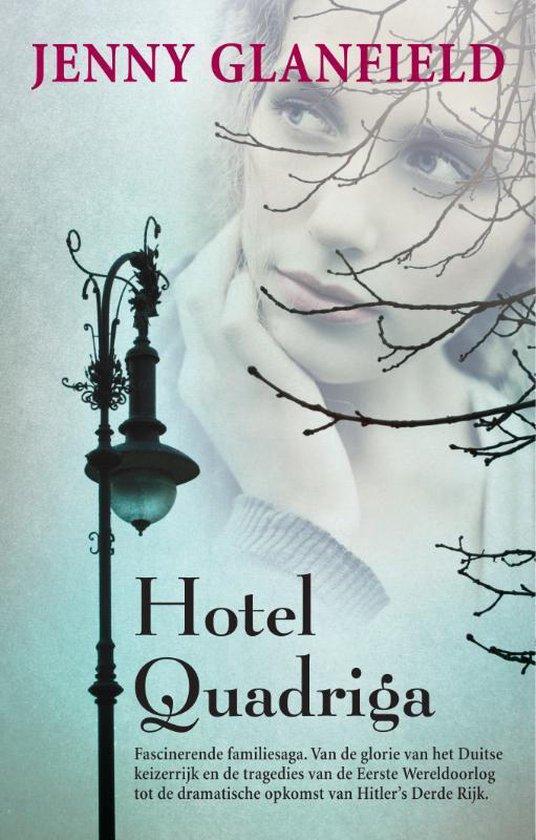 Hotel Quadriga - Jenny Glanfield | Fthsonline.com