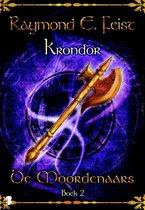 Krondor Tweede Boek-De Moordenaars