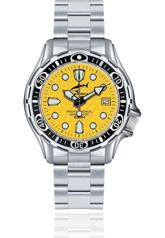 Chris Benz Mod. CB-500A-Y-MB – Horloge