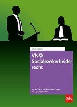 Educatieve wettenverzameling - VNW Socialezekerheidsrecht 2020