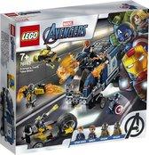 LEGO Marvel Avengers: Endgame Avengers Vrachtwagenvictorie - 76143