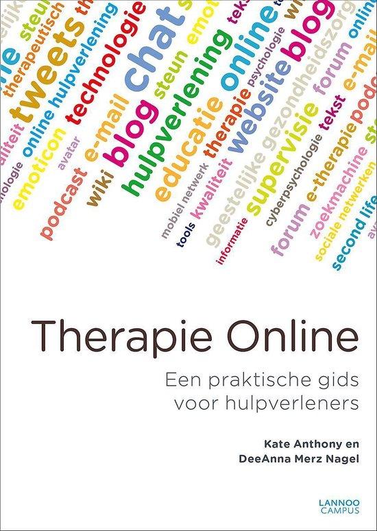 Therapie Online - een praktische gids voor hulpverleners