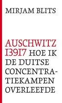 Boek cover Auschwitz I39I7 van Mirjam Blits