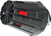 luchtfilter replay e5 box zwart schuim rood fixatie bocht 45 � diam 35/28