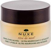 Nuxe - Rêve de Miel  Ultra-Nourishing and Repairing Lip Balm - Erg droge / beschadigde lippen - 15 ml - Lippenbalsem