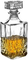 Alpina Whiskey Karaf - 1L - Glas