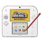 2DS Console Super Mario Bros 2 Special edition