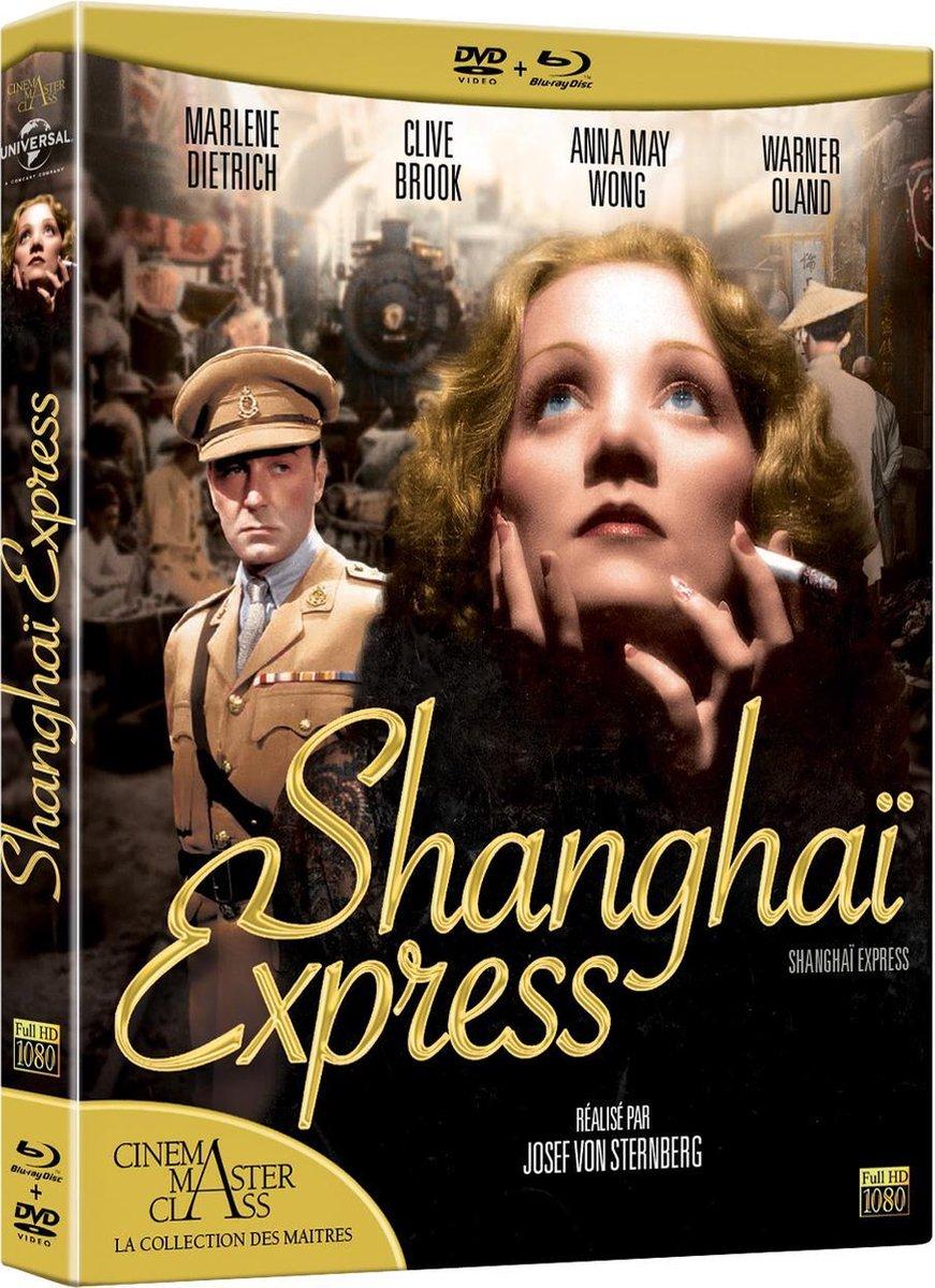 Shanghai Express - Combo Blu-Ray + DVD-
