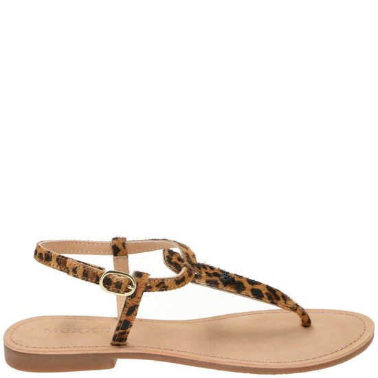 Mexx sandalen met riem erion Bruin-41 UBJj8i0u
