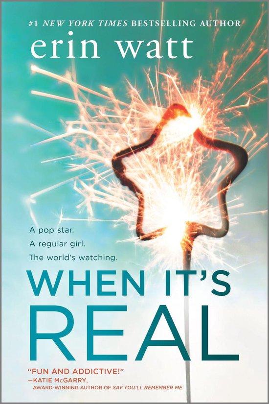 Boek cover When Its Real van Erin Watt (Onbekend)