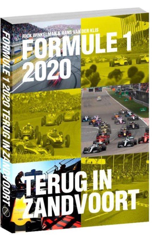 Formule 1 2020 - Rick Winkelman |