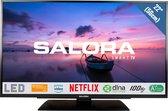 Salora 22FSB6502 - Televisie - LED - Full HD - 22 Inch - Smart - Netflix - Youtube - Zuinig - A+