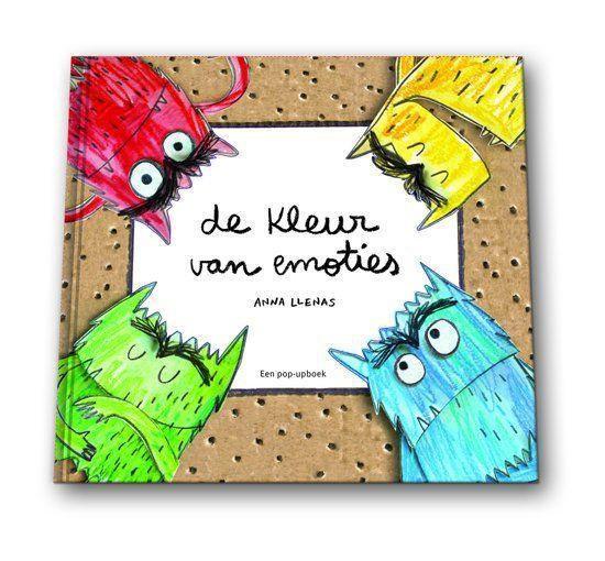 bol.com   De kleur van emoties, Anna Llenas   9789044823158   Boeken