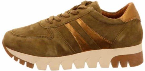 Kaki Sneakers Tamaris Dames 41 exqjLo