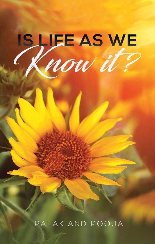 Omslag van Is Life as We Know It?
