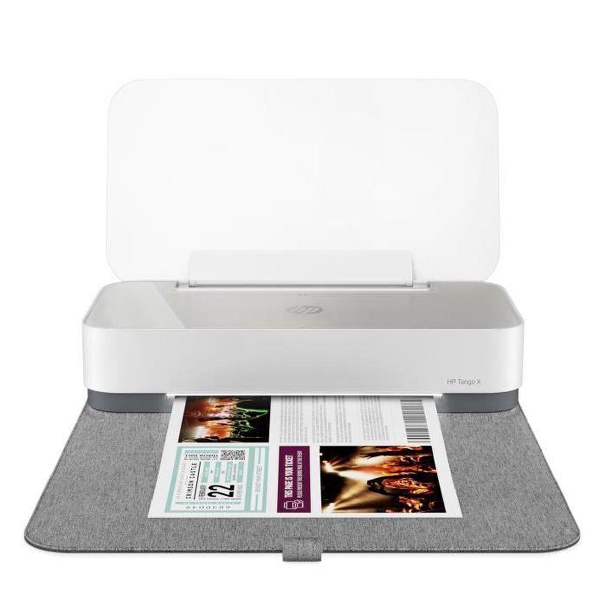 Bol Com Hp Tango X Smart Home Printer