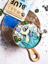 Rawnice-Blue Spirulina- Superfood -Blauwe Spirulina poeder- 40 gram- Rawnice