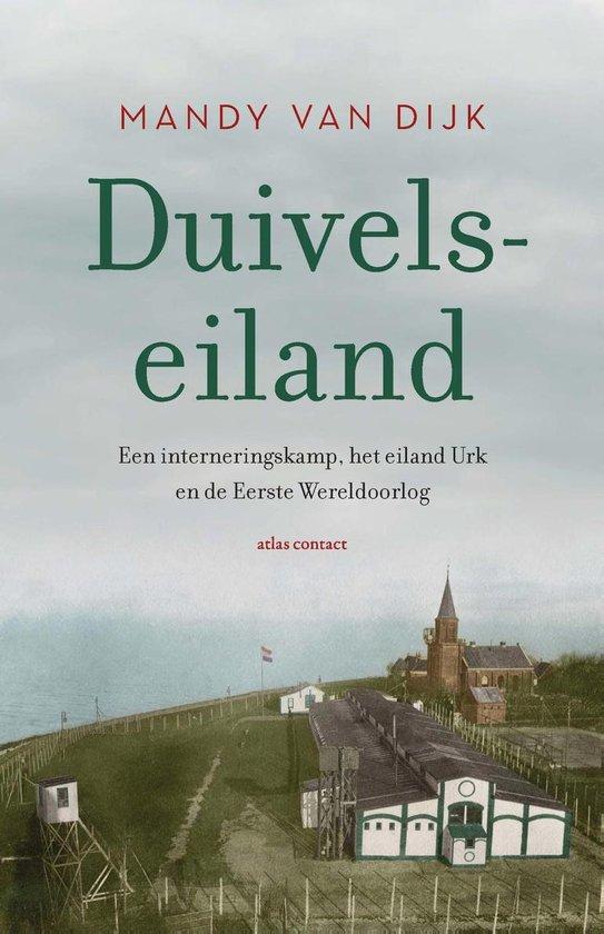 Boek cover Duivelseiland van Mandy van Dijk (Onbekend)