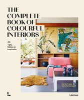 The complete book of colourful Interiors
