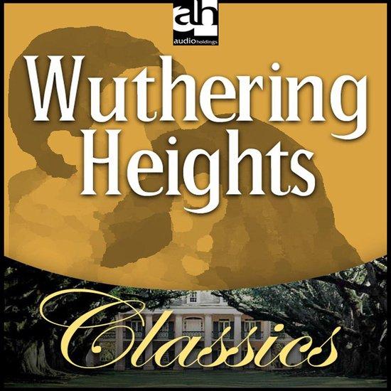 Boek cover Wuthering Heights van Emily Bronte (Onbekend)