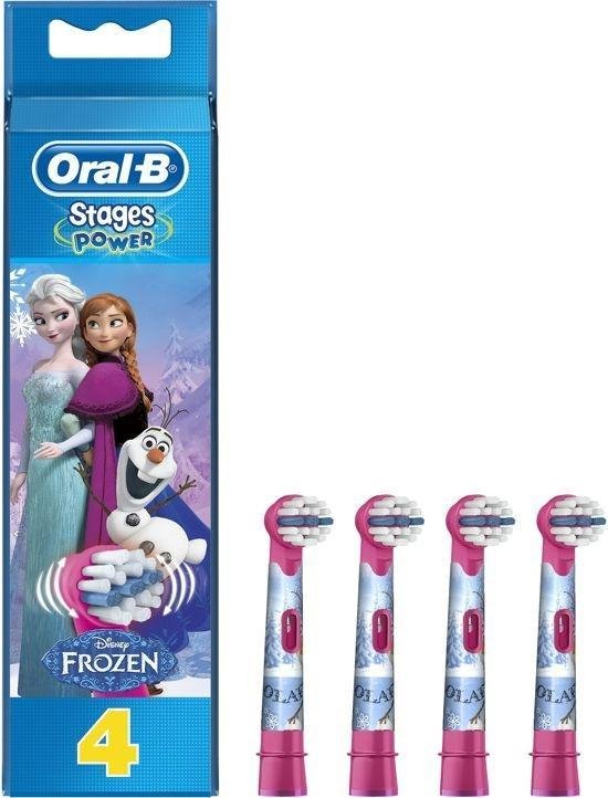 Oral-B Disney Frozen – Opzetborstels