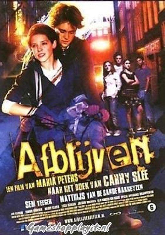 Cover van de film 'Afblijven'