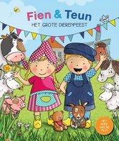 Fien en Teun  -   Fien & Teun - Het grote dierenfeest