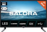 Salora 210 series 24D210 tv 61 cm (24) Full HD Zwart