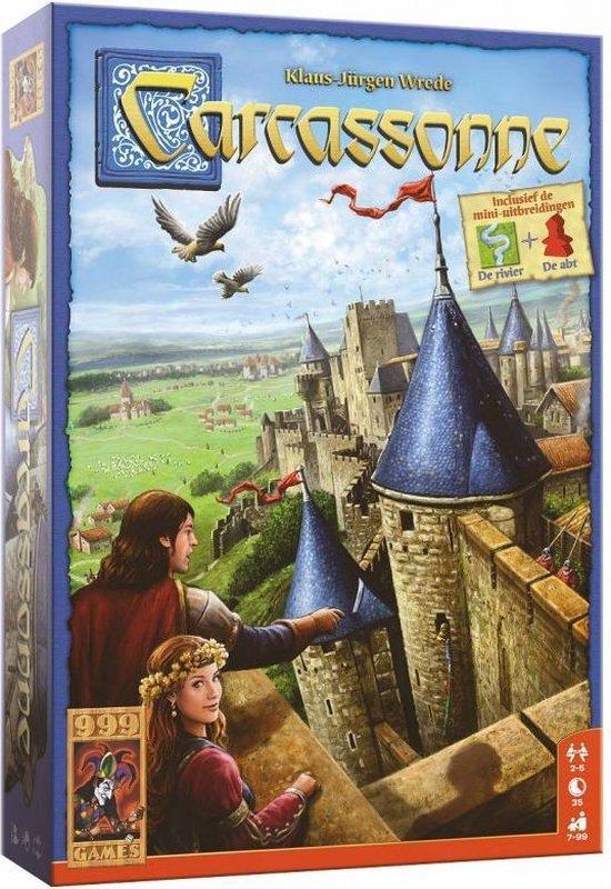 Carcassonne - Basisspel - Nieuwe Editie