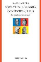 Socrates, Boeddha, Confucius, Jezus