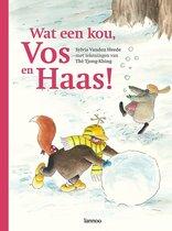 Wat een kou, Vos en Haas !
