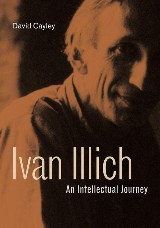 Boek cover Ivan Illich van David Cayley (Onbekend)