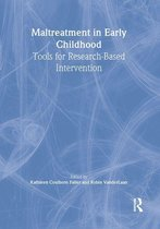 Omslag Maltreatment in Early Childhood