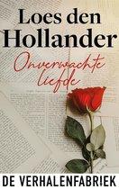Boek cover Onverwachte liefde van Loes den Hollander (Onbekend)
