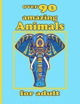 over 90 amazing Animals for adult