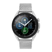 Samsung Galaxy Watch3 - Special Edition - Smartwatch - Milanese band - 41mm - Zilver