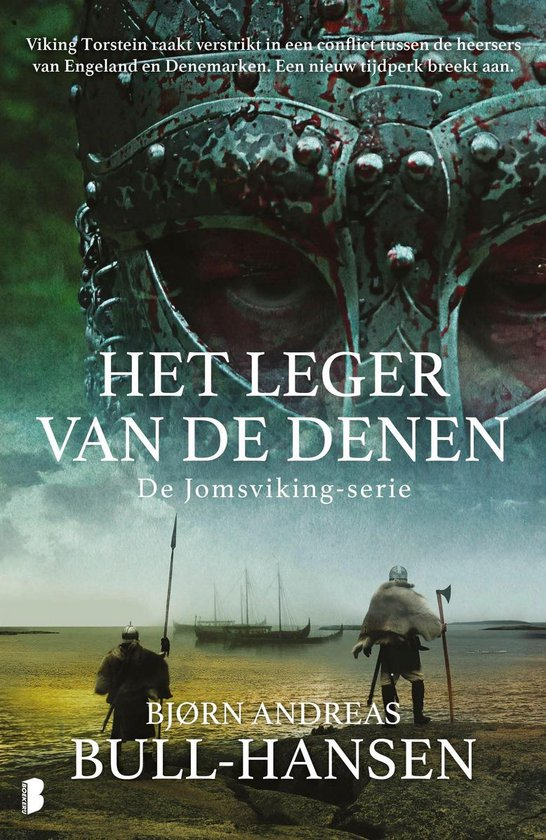 Boek cover Het leger van de Denen van Bjørn Andreas Bull-Hansen (Onbekend)
