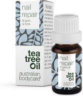Australian Bodycare Nail Repair 10 ml - Nagelverzorging voor verkleurde, gescheurde of ruwe nagels - Met Tea Tree Olie en vitamine E, die zorgen voor intensieve verzorging - Kan ook gebruikt worden voor de verzorging van schimmelnagels & kalknagels