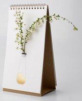 Luf Design Flip Vase - Goud