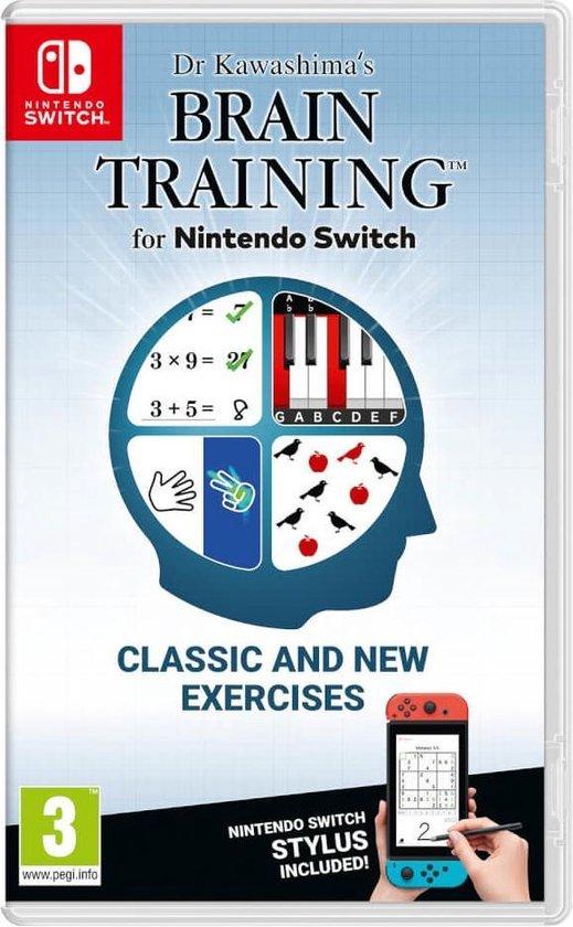 Dr. Kawashima's: Brain Training - Switch