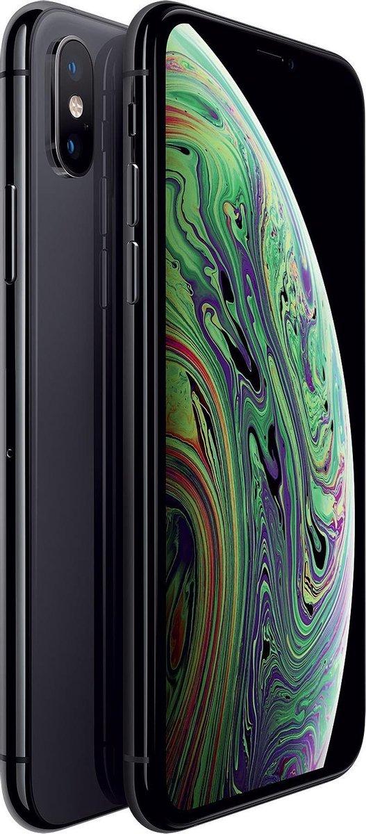 Apple iPhone Xs Max - Alloccaz Refurbished - C grade (Zichtbaar gebruikt) - 64Go - Space Gray