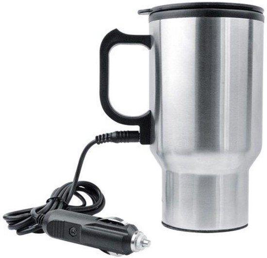 Nektar Thermosbeker - Koffiebeker Elektrisch voor auto